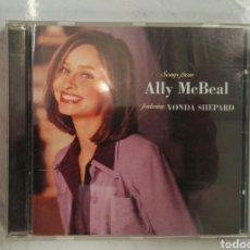 CDs de Música: ALLY MCBEAL BSO CD. Lote 168646660