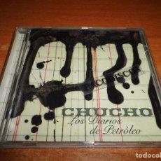 CDs de Música: CHUCHO LOS DIARIOS DE PETROLEO CD ALBUM DEL AÑO 2001 CONTIENE 15 TEMAS INDIE SURFIN BICHOS. Lote 168676116