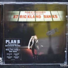 CDs de Música: PLAN B - THE DEFAMATION OF STRICKLAND BANKS - CD. Lote 168680404
