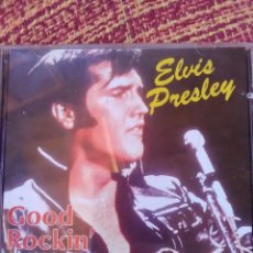 CDs de Música: CD ELVIS PRESLEY GOOD ROCKIN TONIGHT. . Lote 168710072