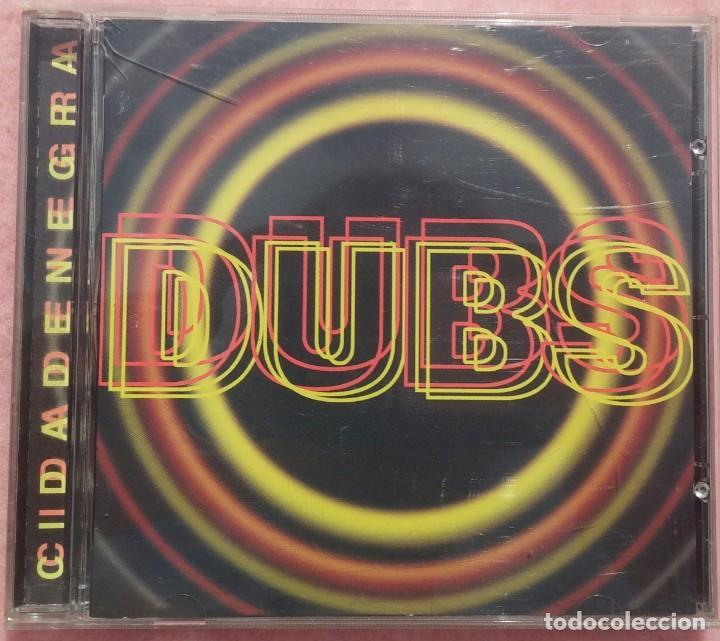 CIDADE NEGRA – DUBS (EPIC / SONY) /// ED. BRASIL ORIGINAL, RARO /// SAMBA / AXÉ / FORRÓ / REGGAE (Música - CD's World Music)