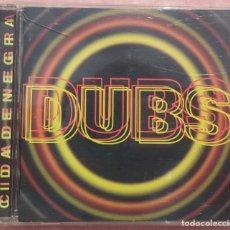 CDs de Música: CIDADE NEGRA – DUBS (EPIC / SONY) /// ED. BRASIL ORIGINAL, RARO /// SAMBA / AXÉ / FORRÓ / REGGAE . Lote 168717032