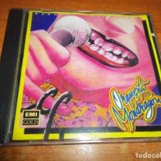 CDs de Música: ORQUESTA MONDRAGON MUÑECA HINCHABLE CD ALBUM 1996 EMI JAVIER GURRUCHAGA 12 TEMAS JULIAN RUIZ RARO. Lote 168730480
