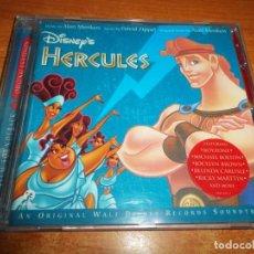 CDs de Música: HERCULES BANDA SONORA DISNEY CD 1997 EU RICKY MARTIN NO IMPORTA LA DISTANCIA BOYZONE MICHAEL BOLTON. Lote 168731640