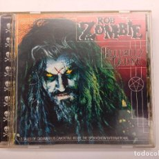 CDs de Música: CD HEAVY METAL/ROB ZOMBIE/HELLBILLY DELUXE.. Lote 168736652