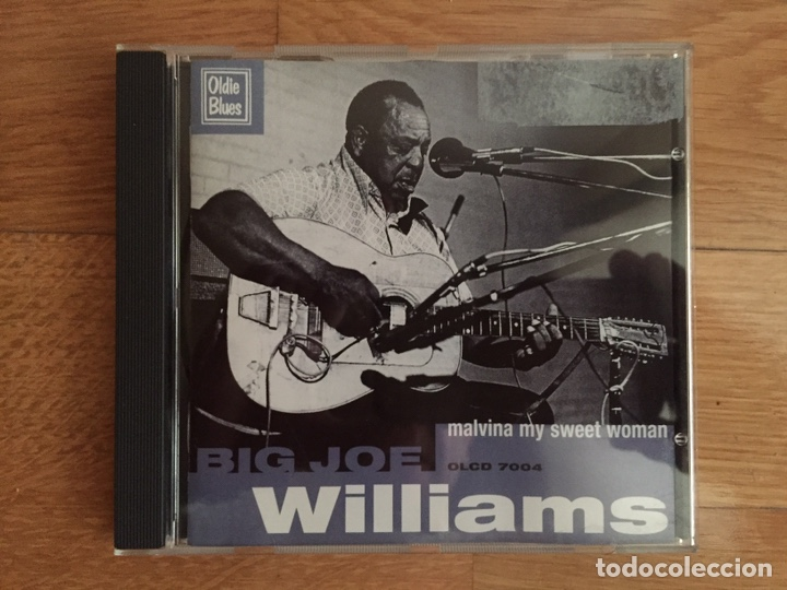 BIG JOE WILLIAMS: MALVINA MY SWEET WOMAN (Música - CD's Jazz, Blues, Soul y Gospel)