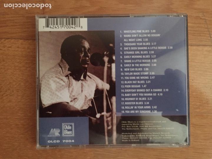 CDs de Música: BIG JOE WILLIAMS: MALVINA MY SWEET WOMAN - Foto 2 - 168764230