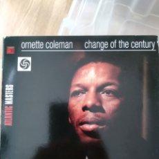 CDs de Música: ORNETTE COLEMAN – CHANGE OF THE CENTURY. Lote 168774816