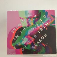 CDs de Música: SVEN VÄTH - IN THE MIX - THE SOUND OF THE 18TH SEASON - CD DOBLE COCOON 2017 NUEVO. Lote 168785300