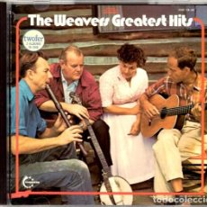 CDs de Música: THE WEAVERS - GREATEST HITS - CD. Lote 168833440