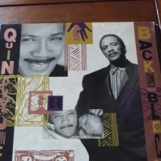 CDs de Música: QUINCY JONES BACK ON THE BLOCK. Lote 168834580