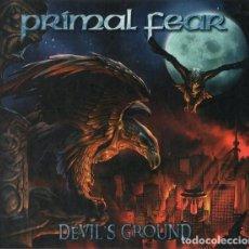 CDs de Música: PRIMAL FEAR - DEVIL'S GROUND - CD DIGIBOOK. Lote 168837780