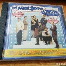 CDs de Música: LA DECADA PRODIGIOSA LOS AÑOS 80 POR LA DECADA PRODIGIOSA CD MADE IN SPAIN EUROVISION ESPAÑA 1988. Lote 103873138