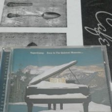 CDs de Música: SUPERTRAMP - EVEN IN THE QUIETEST MOMENTS - 1 CD - REMASTERED. Lote 168878884