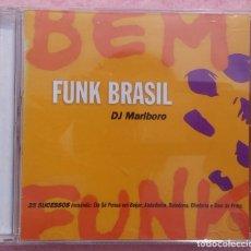 CDs de Música: DJ MARLBORO - BEM FUNK BRASIL (SOM LIVRE, 2005) /// ED. BRASIL ORIGINAL, RARO /// SAMBA / AXÉ FORRÓ. Lote 168935472