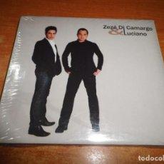 CDs de Música: ZEZE DI CAMARGO & LUCIANO CD ALBUM DIGIPACK PRECINTADO DEL AÑO 1991 BRASIL CONTIENE 16 TEMAS. Lote 168962412
