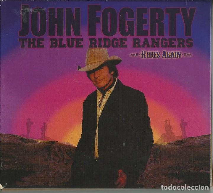 JOHN FOGERTY DVD + CD (Música - CD's Country y Folk)