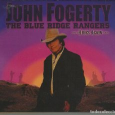 CDs de Música: JOHN FOGERTY DVD + CD. Lote 168967088