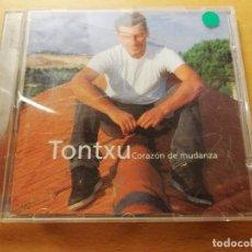 CDs de Música: TONTXU. CORAZÓN DE MUDANZA (CD). Lote 168969932