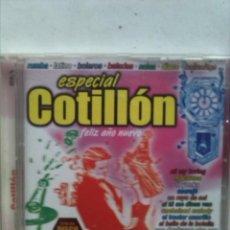 CDs de Música: ESPECIAL COTILLON 2 CDS. Lote 168977268
