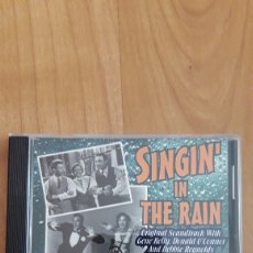 CDs de Música: BSO SINGIN' IN THE RAIN. CANTANDO BAJO LA LLUVIA. Lote 168986162