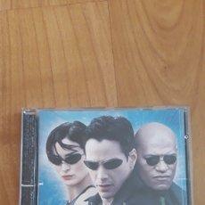 CDs de Música: BSO THE MATRIX. Lote 168986310