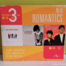 CDs de Música: NEW ROMANTICS: ULTRAVOX: THE ISLAND YEARS / VISAGE: THE DAMNED DON'T CRY / SOFT CELL: SAY HELLO TO S. Lote 168990932