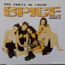 CDs de Música: SPICE GIRLS. SAY YOU´LL BE THERE. MAXI SINGLE CD 4 TEMAS. Lote 168999496
