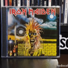 CDs de Música: IRON MAIDEN - IRON MAIDEN - 2 CD'S - LIMITED EDITION. Lote 169027980