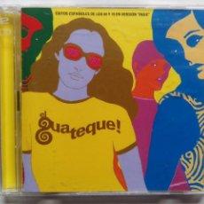 CDs de Música: EL GUATEQUE. ÉXITOS ESPAÑOLES DE LOS 60 Y 70 EN VERSIÓN INDIE. CD DOBLE EL DIABLO. ESPAÑA 2005.. Lote 169043432