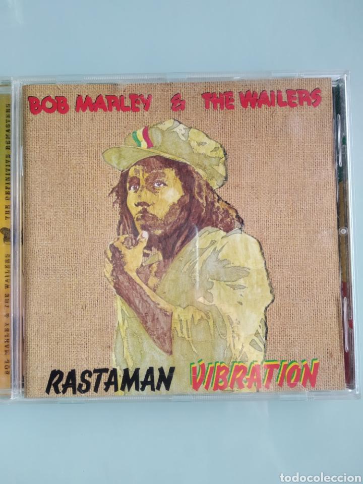 BOB MARLEY & THE WAILERS – RASTAMAN VIBRATION (Música - CD's Reggae)
