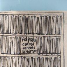 CDs de Música: KID KOALA – CARPAL TUNNEL SYNDROME. Lote 195290356