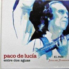 CDs de Música: PACO DE LUCÍA - ENTRE DOS AGUAS. Lote 169067780