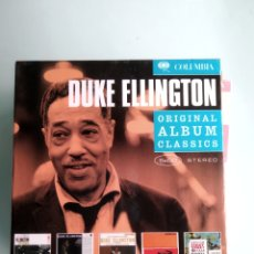 CDs de Música: DUKE ELLINGTON – ORIGINAL ALBUM CLASSICS. Lote 169069288