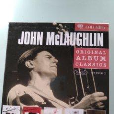CDs de Música: JOHN MCLAUGHLIN – ORIGINAL ALBUM CLASSICS. Lote 169069976