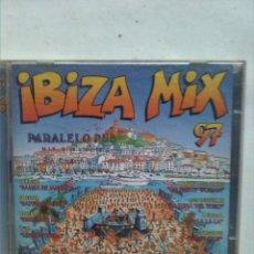 CDs de Música: IBIZA MIX 97 2 CDS. Lote 169091176