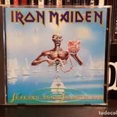 CDs de Música: IRON MAIDEN - SEVENTH SON OF A SEVENTH SON . Lote 169096432