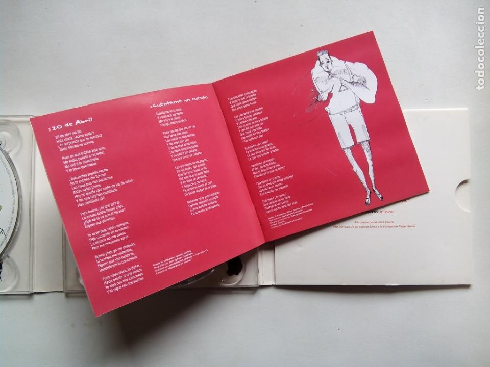 CDs de Música: CELTAS CORTOS. 20 SOPLANDO VERSOS. 2 CDs + DVD DRO 0825646346127. ESPAÑA 2006. FOLK ROCK. - Foto 5 - 169099976