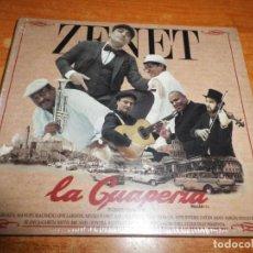 CDs de Música: ZENET LA GUAPERIA CD ALBUM DIGIPACK PRECINTADO DEL AÑO 2019 ESPAÑA CONTIENE 18 TEMAS BOLEROS. Lote 169107400