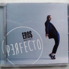 CDs de Música: EROS RAMAZZOTTI. PERFECTO. CD UNIVERSAL 0602547321657. ESPAÑA 2015. . Lote 169108348