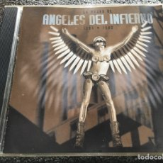 CDs de Música: ANGELES DEL INFIERNO – LO MEJOR DE ANGELES DEL INFIERNO: 1984-1993 (CD) (1988) ( WEA – 0630-13746). Lote 169113120