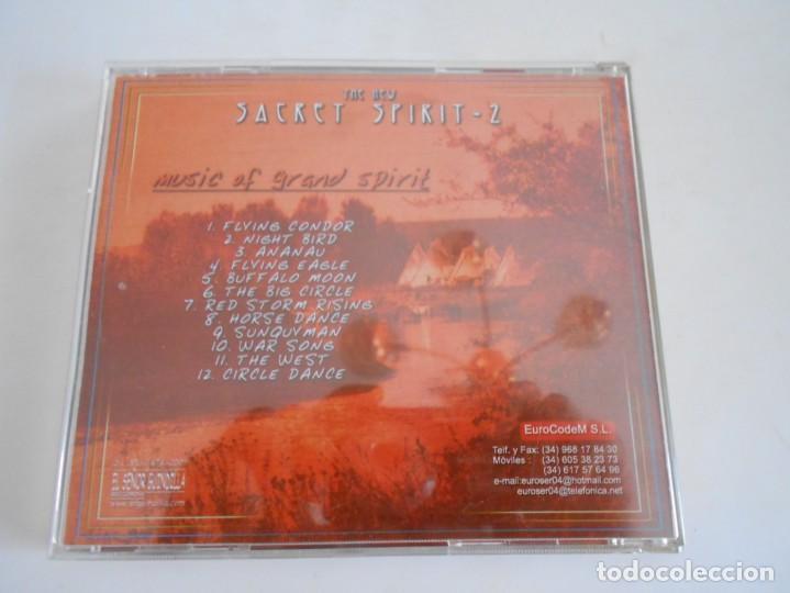 CDs de Música: THE SACRET SPIRIT-2-CD MUSIC OF GRAND SPIRIT - Foto 3 - 169118868