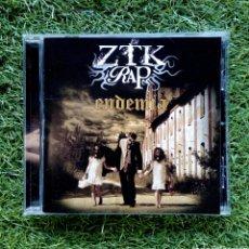 CDs de Música: ZTK RAP - ENDEMIA, MONTANA RECORDS, 2012. EUSKAL HERRIA.. Lote 169119161