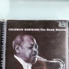 CDs de Música: COLEMAN HAWKINS ‎– THE HAWK RELAXES. Lote 169119528
