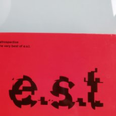 CD de Música: E.S.T. – RETROSPECTIVE - THE VERY BEST OF E.S.T.. Lote 169130044