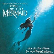 CDs de Música: THE LITTLE MERMAID / ALAN MENKEN CD BSO - JAPAN. Lote 169135272