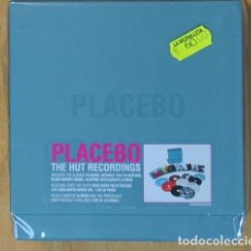 CDs de Música: PLACEBO - THE HUT RECORDINGS + 2 DVD - BOX - 8 CD. Lote 169179413