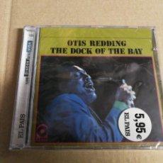 CDs de Música: OTIS REDDING THE DOCK OF THE BAY CD PRECINTADO ESPAÑA COLECION EL PAIS LOS DISCOS DE TU VIDA Nº 18. Lote 169180421