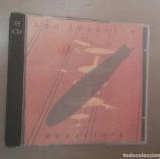 CDs de Música: LED ZEPPELIN - REMASTERS 2 CD 30 GRANDES EXITOS. Lote 169181328