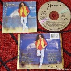 CDs de Música: JOANNA ALMA, CORAÇAO E VIDA CD ORIGINAL BRAZIL 1993. Lote 169214200